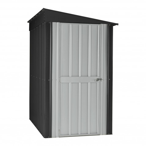 Globel 4x6 Lean-To Metal Storage Shed Kit (GL4000)