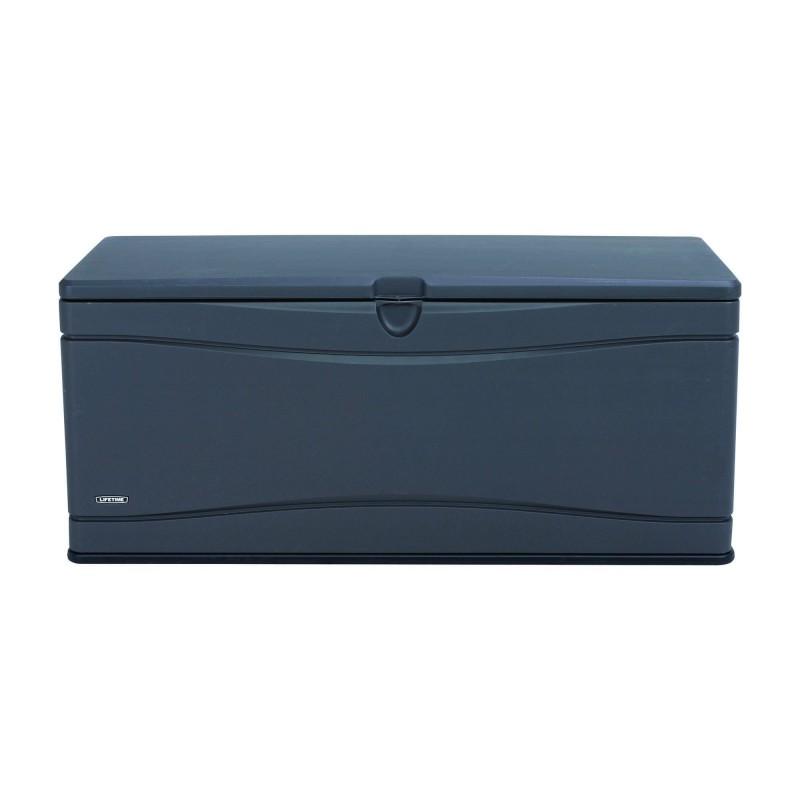 Lifetime *NEW* Heavy-Duty 130 Gallon Outdoor Storage Deck Box (60298)