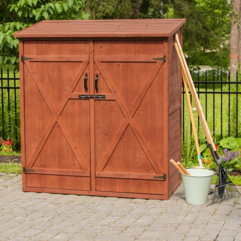 Leisure Season Medium Storage Shed (MSS6602)