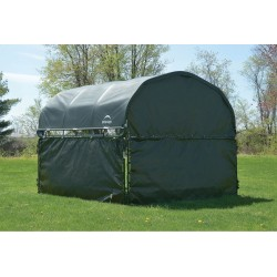 Shelter Logic Bottom Panels Enclosure Kit Only for 10x10 Corral Shelter - Green (51483)