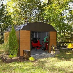 Arrow Woodhaven Storage Shed 10' x 14'