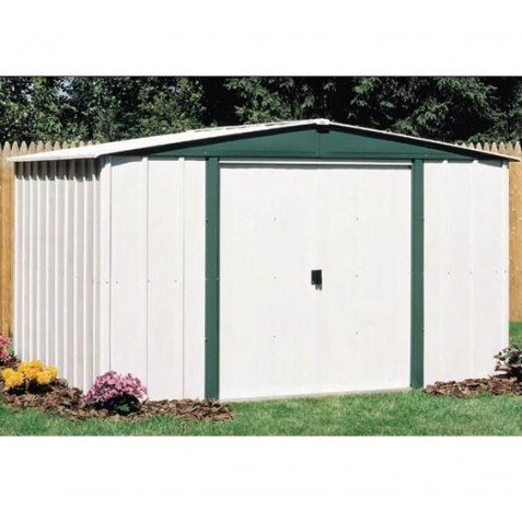 Arrow Hamlet 10x8 Storage Shed Kit Hm108