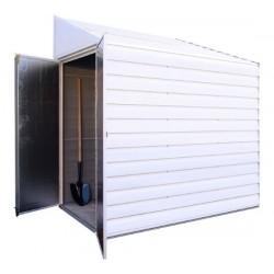 Arrow Yardsaver 4x10 Metal Side Shed Kit (YS410)