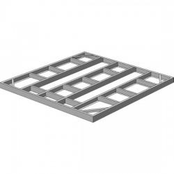 Arrow Sheds Foundation Base Kit 8x8, 10x8 or 10x9 (FDN109)