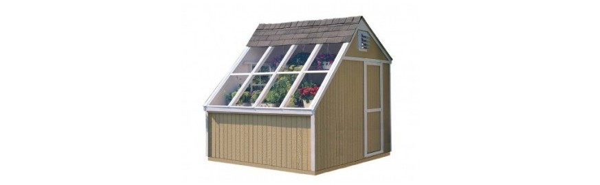 Handy Home Greenhouses