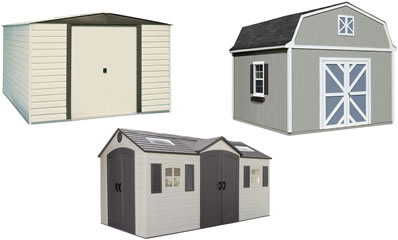 Storage Shed Buying Guide - ShedsDirect.com