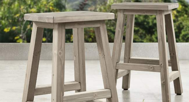 Yardistry Madison Bar Stools (YM11790) This bar stools are perfect for your entertainment needs.