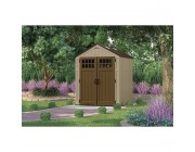 $450 OFF IN OUR SUNCAST 6x5 EVERETT STORAGE SHED KIT WITH FLOOR!!